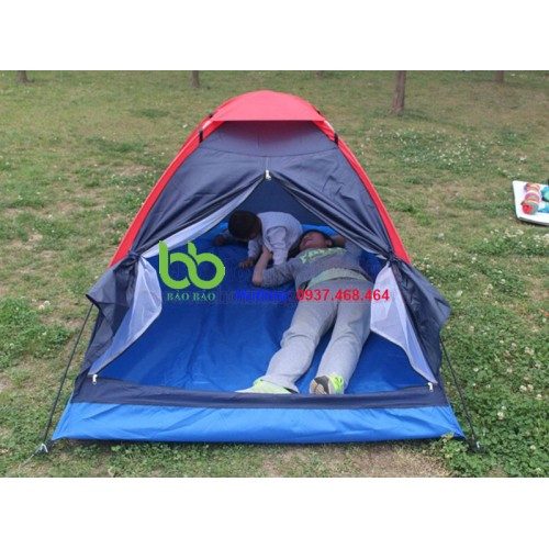 Lều cắm trại tự bung cao cấp BẢO BẢO - 2 người