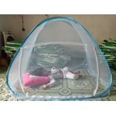Màn trẻ em tự bung chống muỗi đa năng (có đáy)