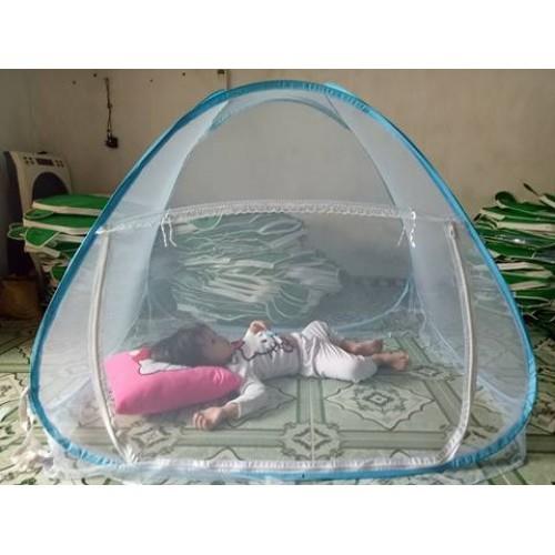 Màn trẻ em tự bung chống muỗi đa năng 70 * 90
